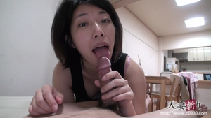 Loud sex along with hairy japanese brunette