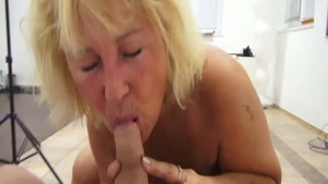 Playing with sex toys at the castings bubble butt czech