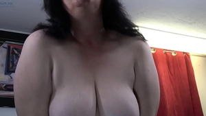 Huge boobs wife has a soft spot for sloppy fucking