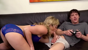 Cory Chase is so huge tits MILF