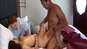 Ass pounded naughty thai