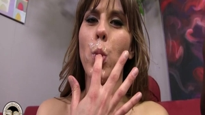 Big boobs Amber Chase has a soft spot for ramming hard