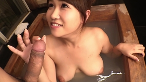 Japanese in the spa