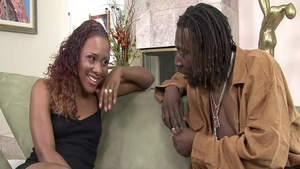 Ebony being pounded by BBC