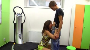 Czech Little Caprice is a young teen chick