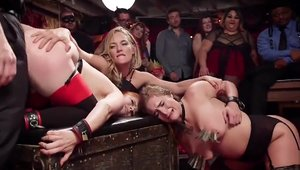 BDSM at the party HD
