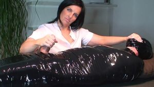 bound And Helplessly Milked