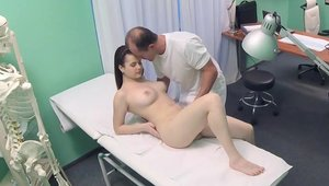 Fake Hospital - Reality hardcore sex with doctor