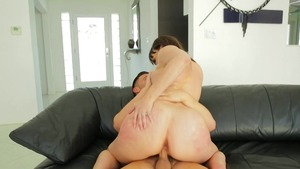 Raw sex accompanied by busty pornstar Jasmine Jae
