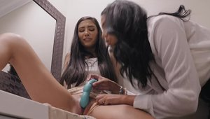 Brazzers Network: Young Missy Martinez receives slamming hard