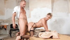 RK Prime: Dick sucking in company with nice chick Shona River