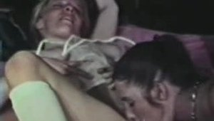 Vintage hairy fucked all the way