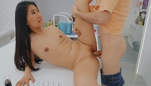 Reality Kings: Young asian brunette desires nailed rough HD