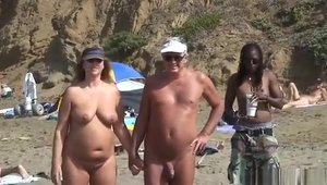 Bends to get fucked in public starring naked amateur