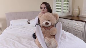 Asshole Fever: Innocent Charity Crawford foot teasing