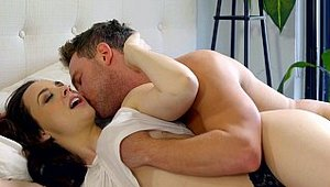 NF Busty: Chanel Preston good fuck in the bed in HD