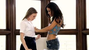 Plowing hard along with Aubrey Star in office