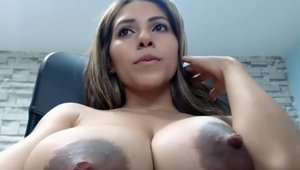 Awesome whore fucked all the way live on cam