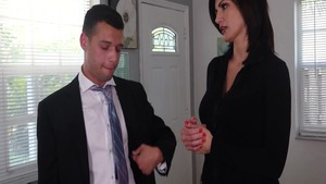 Cougar Becky Bandini blowjobs sex tape