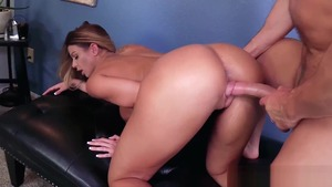 Nailing together with Brooklyn Chase amongst Laz Fyre