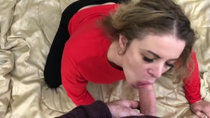 Stepmom goes in for pussy sex in HD